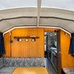 Salon Boekanier 37 met open dak